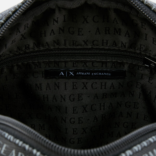 e891d366f55e Armani Exchange Men s Reporter Bag - Nero  Image 5