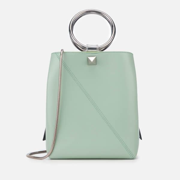 SALAR Women's Lola Multi Bag - Sky Blue