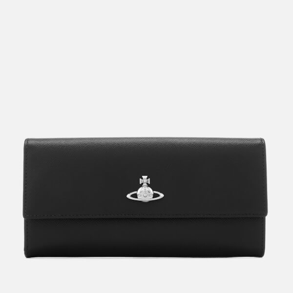 Vivienne Westwood Women's Pimlico Long Wallet - Black
