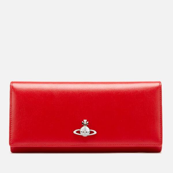 Vivienne Westwood Women's Matilda Long Card Holder - Red
