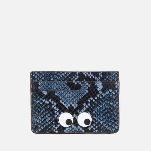 Anya Hindmarch Women's Eyes Card Case - Night Sky
