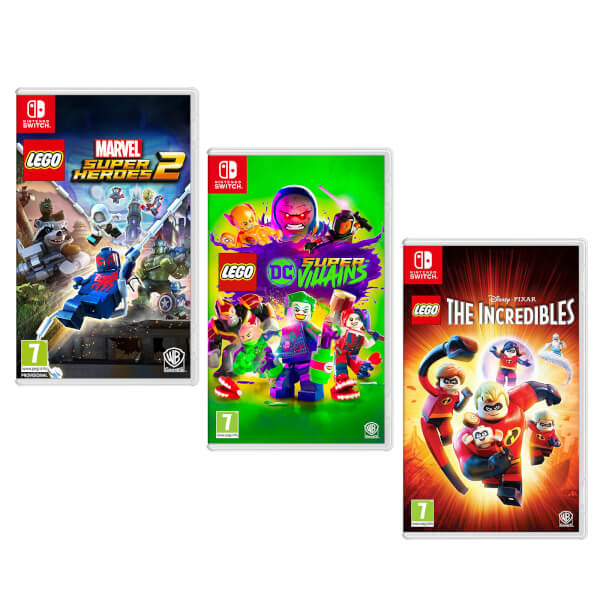 Nintendo Switch LEGO Game Pack