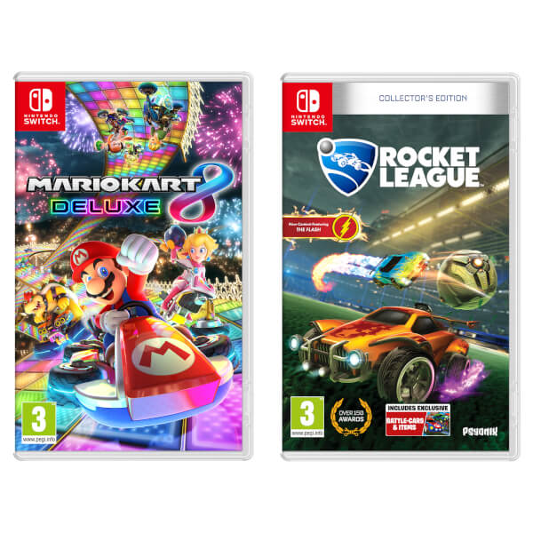 Nintendo Switch Racing Game Pack
