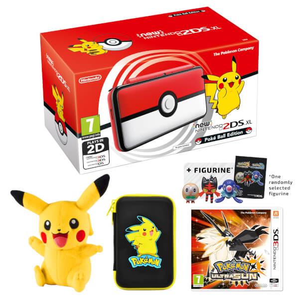 New Nintendo 2DS XL Pokémon Fan Pack