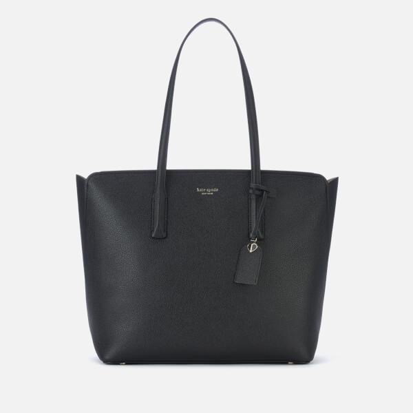 Kate Spade New York Women's Margaux Large Tote Bag - Black