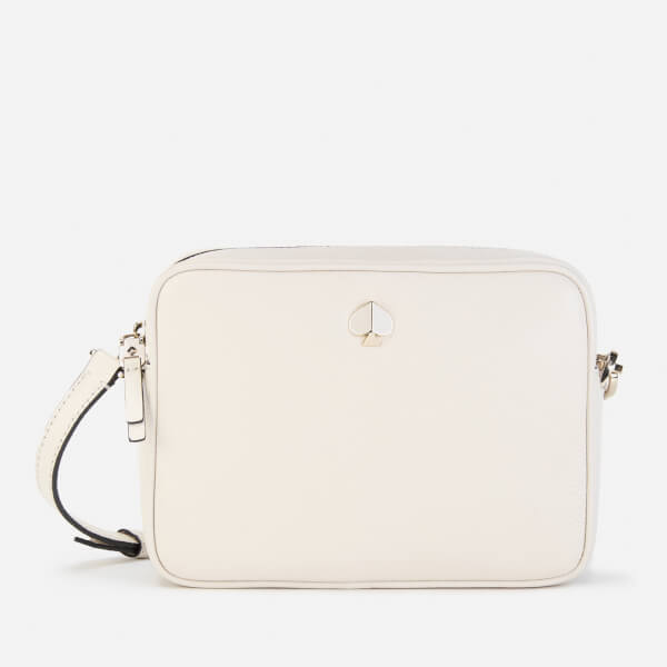 Kate Spade New York Women's Polly Medium Camera Bag - Parchment