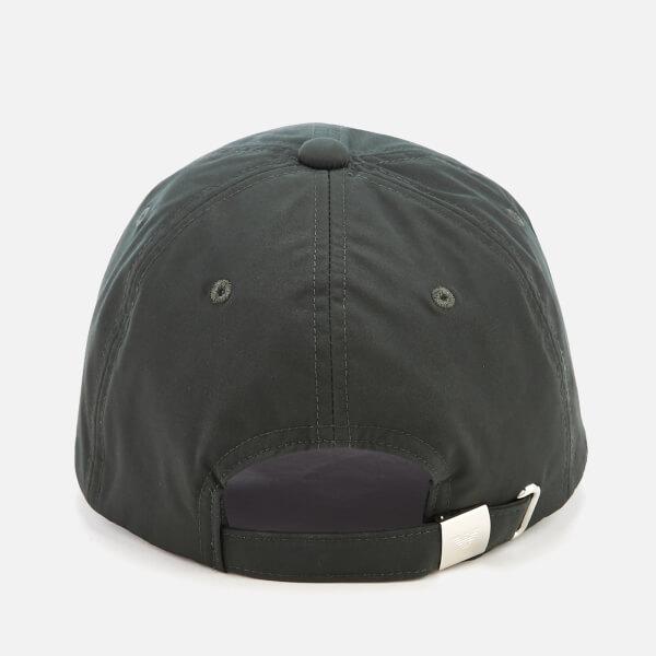 6150ac56072 Emporio Armani Men s Cap - Verde Scuro - Free UK Delivery over £50