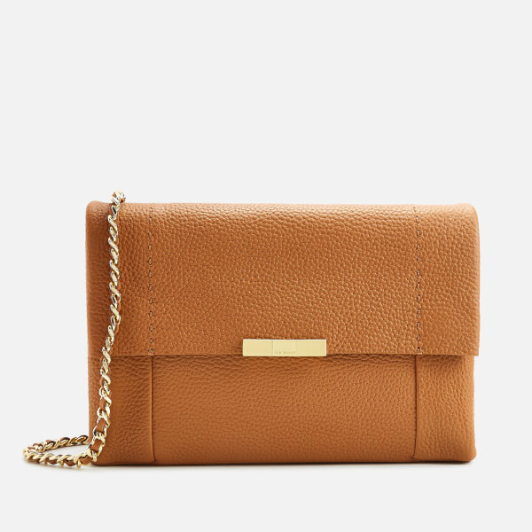Ted Baker Women's Clarria Bow Detail Cross Body Bag - Tan