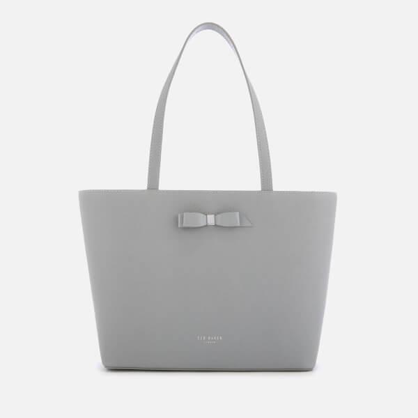 Ted Baker Women's Jjesica Bow Detail Shopper Bag - Grey