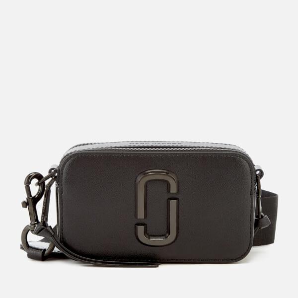 5d23cca736e7 Marc Jacobs Women s DTM Snapshot Bag - Black  Image 1