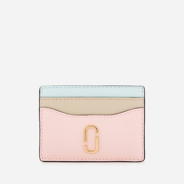 Marc Jacobs Women's Card Case - Blush Multi