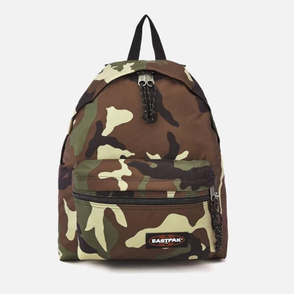 Eastpak Men's Padded Zippl'r Backpack - Camo