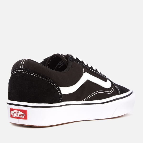 7a905311f34f Vans ComfyCush Classic Old Skool Trainers - Black True White  Image 2