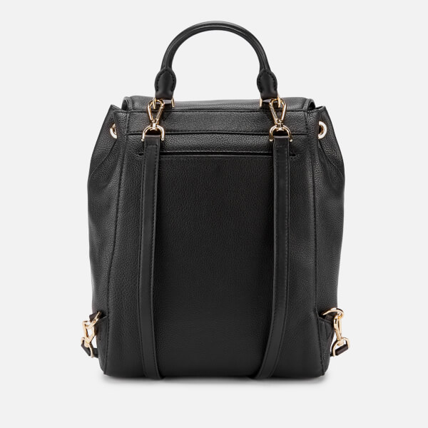 b99e098e821a MICHAEL MICHAEL KORS Women's Evie Medium Backpack - Black: Image 2