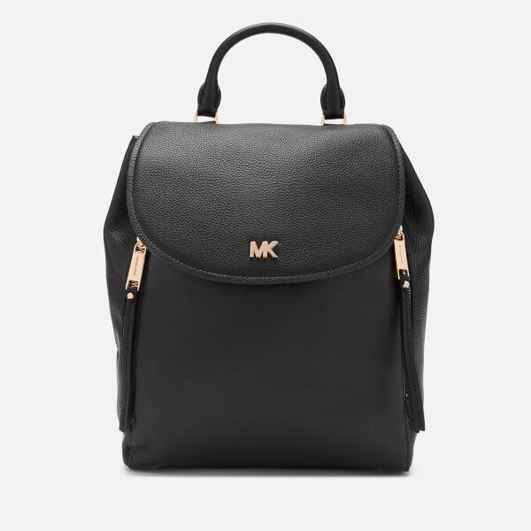 MICHAEL MICHAEL KORS Women's Evie Medium Backpack - Black