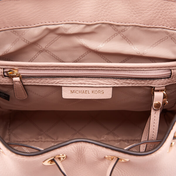 c127d9df51c23f MICHAEL MICHAEL KORS Women's Evie Medium Backpack - Soft Pink: Image 5