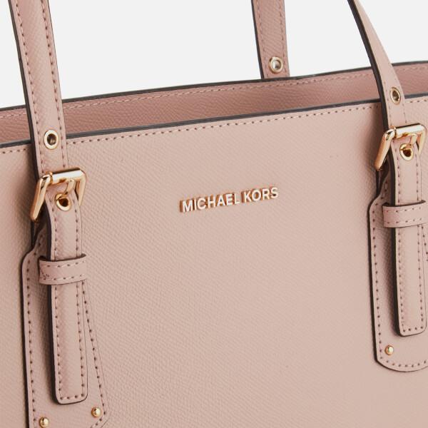5f384baf03204b MICHAEL MICHAEL KORS Women's Voyager East West Tote Bag - Soft Pink: Image 4