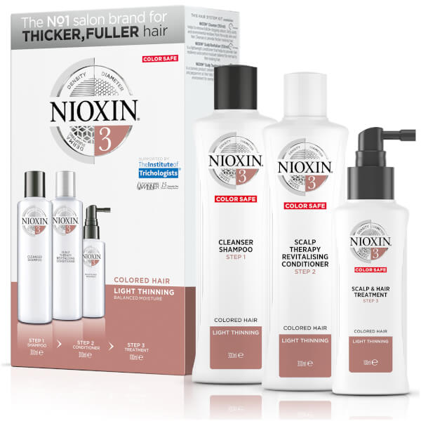 Nioxin 3 Part Loyalty Kit System 3 Compra Online Mankind