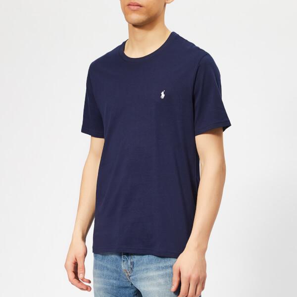 2dc78b2efae0 Polo Ralph Lauren Men s Liquid Cotton Jersey T-Shirt - Cruise Navy  Image 1
