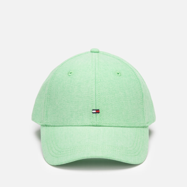 Tommy Hilfiger Men's Small Logo Baseball Cap - Chambray Green