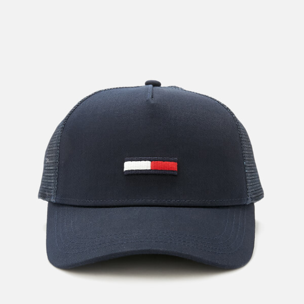 Tommy Hilfiger Men's Trucker Cap - Black Iris