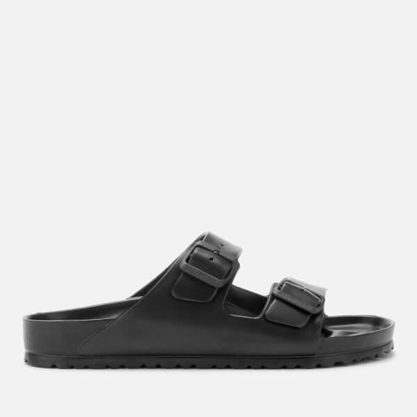 Birkenstock Men's Arizona EVA Double Strap Sandals - Black