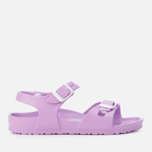 Birkenstock Kids' Rio EVA Double Strap Sandals - Lavender