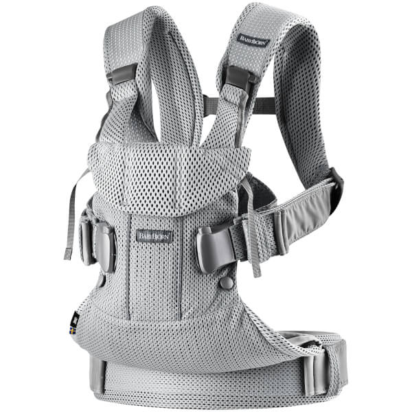 BABYBJÖRN Baby One Air Carrier - Silver