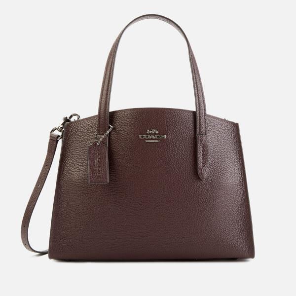 Coach Women's Charlie 28 Carryall Bag - Oxblood