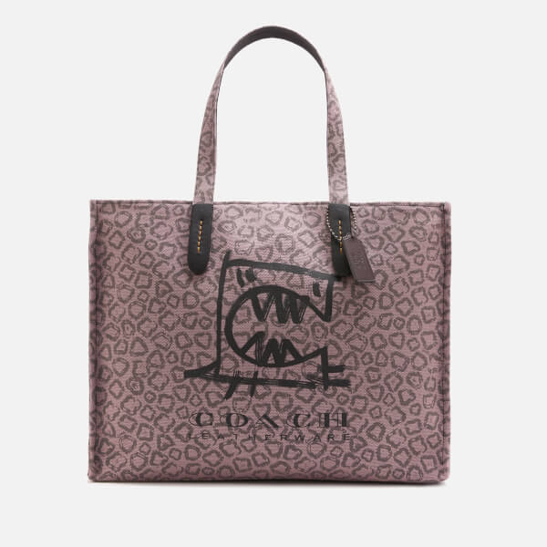 Coach Rexy by Guang Yu Men's 42 Tote Bag - JI/Dusty Purple