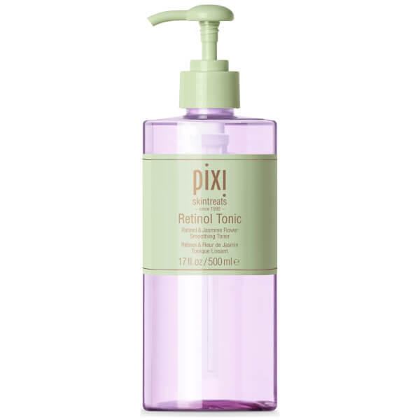 PIXI Retinol Tonic Supersize 500ml - Lookfantastic Exclusive