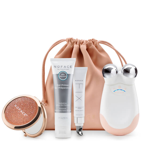 NuFACE Trinity Shimmer All Night Collection (Worth £390.00)