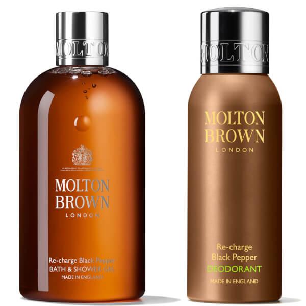 Molton Brown Re-Charge Black Pepper Bundle