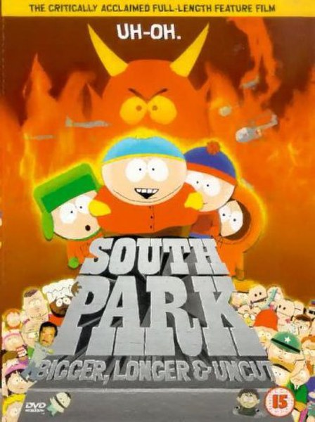 South Park - Bigger, Longer & Uncut