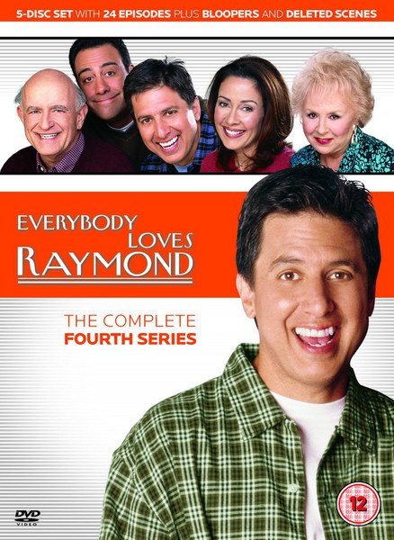 Everybody Loves Raymond - The Complete 4th Series
