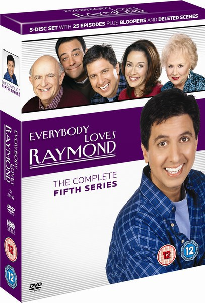 Everybody Loves Raymond - The Complete 5th Season