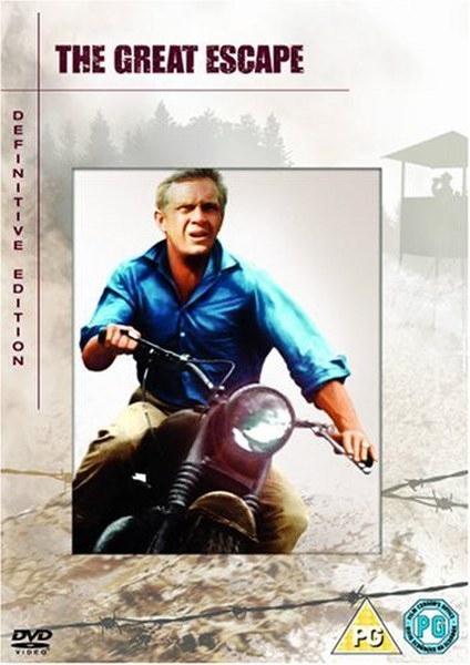The Great Escape Definitive Edition Dvd