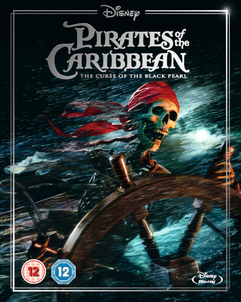 Pirates Of The Caribbean - Curse Of The Black Pearl