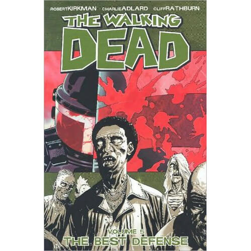 The Walking Dead: Best Defense - Volume 5 Graphic Novel