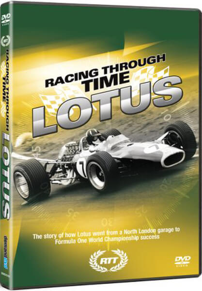 Racing Through Time - Lotus