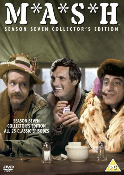 M*A*S*H - Season Seven Collectors Edition