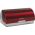 Morphy Richards 46241 Roll Top Bread Bin - Red: Image 1