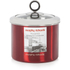Morphy Richards Accents Small Storage Canister - Red: Image 4