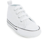 Converse Babies Chuck Taylor First Star Hi-Top Trainers - White: Image 2