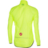 Castelli Squadra Due Cycling Jacket - Yellow: Image 2