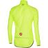 Castelli Squadra Due Cycling Jacket - Yellow: Image 2