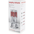Morphy Richards 46821 5 Piece Tool Set - Red: Image 4