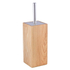 Wireworks Mezza Natural Oak Toilet Brush: Image 1