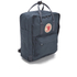 Fjallraven Kanken Backpack - Navy: Image 4
