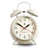 Newgate New Covent Garden Clock - Linen White: Image 1